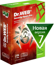 Антивирус Dr.Web Security Spice Pro