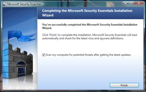 ��������� Security Essentials