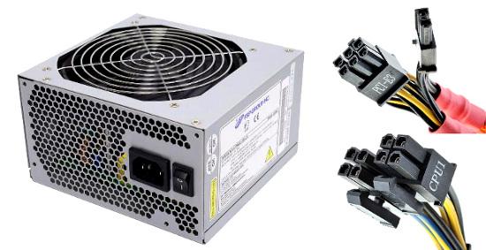 FSP 600 Вт ATX-600PNR