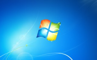 Windows 7 wallpapers - «Логотип Windows 7»